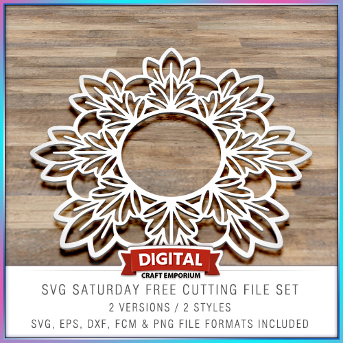 SVG Saturday 1 Free Cutting Files To Download