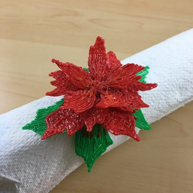 3D Thursday 8 Napkin Ring Made with CoLiDo 3D Printer and Pen (1)
