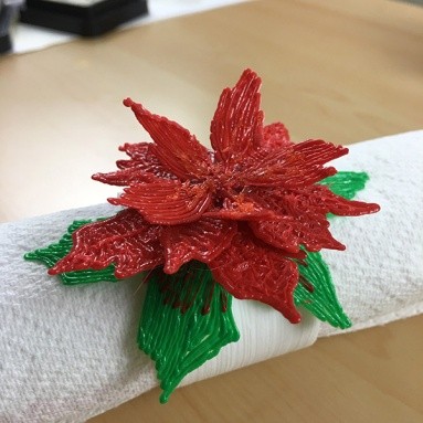 3D Thursday 8 Napkin Ring Made with CoLiDo 3D Printer and Pen (4)
