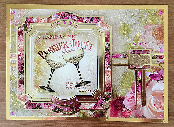 Card Making Quickie - 10.1