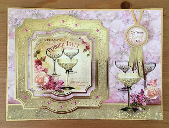 Card Making Quickie - 12.1