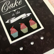 Card Making Quickie - 15