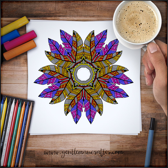 Mandala Monday 30 Preview