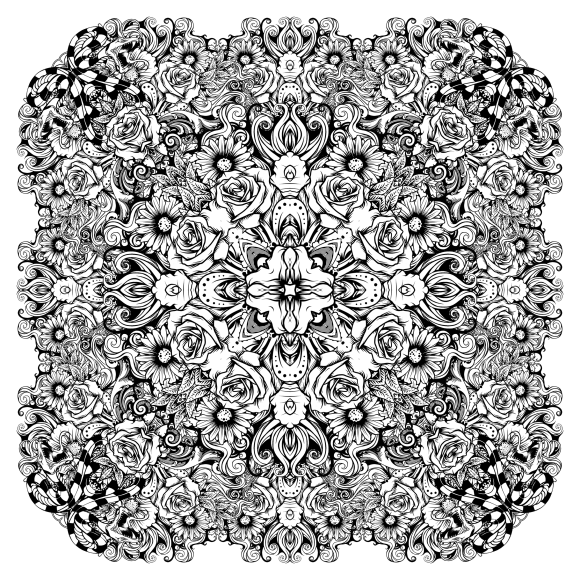 Mandala Monday 32 Free Download To Colour In
