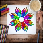 Mandala Monday Free Download To Colour In (1)