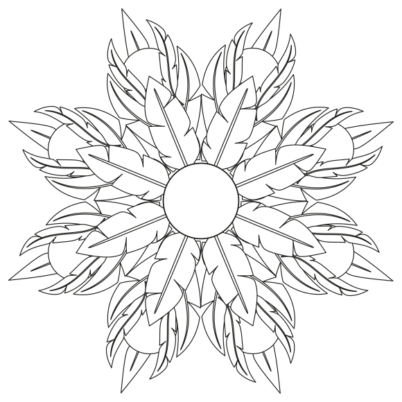 Mandala Monday Free Download To Colour In (2)
