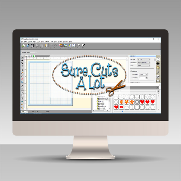 A beginners guide to sure cuts a lot gentleman crafter Best home design software for beginners