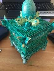 3d Printed Box Top Using CoLiDo 3d Printer (27)