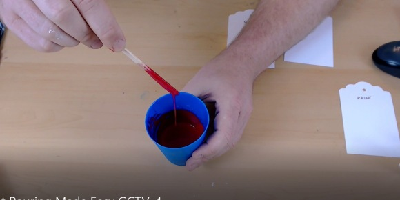 Acrylic Paint Pouring Mix