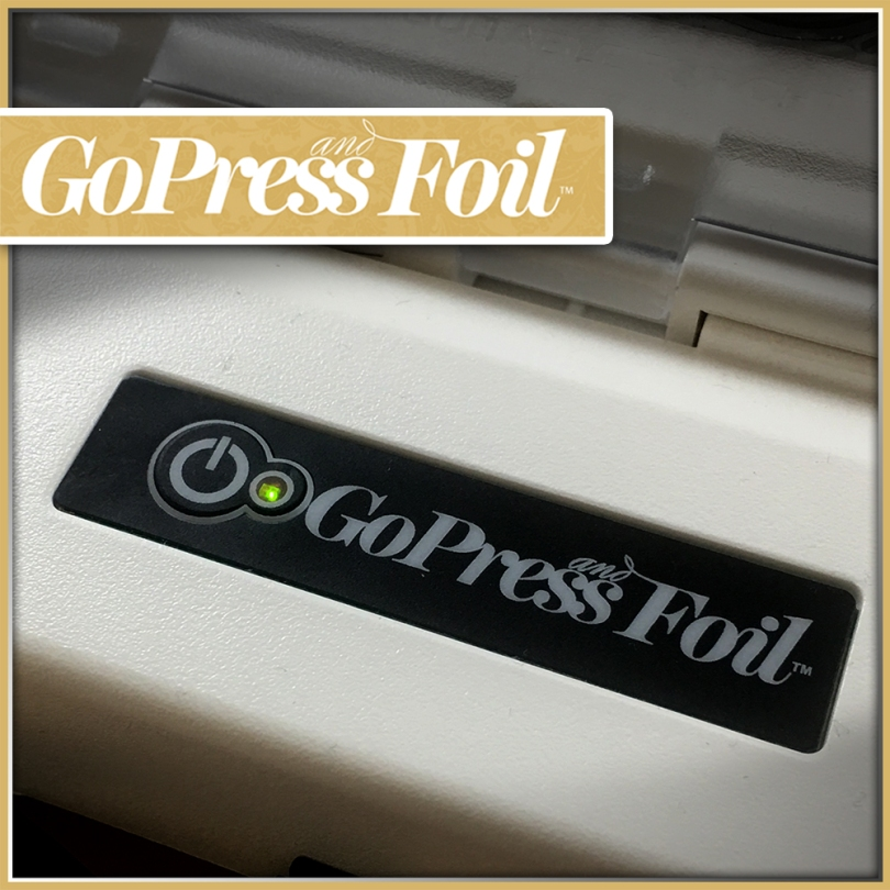 GoPress And Foil - Technique - Blog