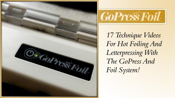GoPress And Foil - Technique - Social