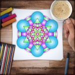 Mandala Monday 40 Free Download To Colour In