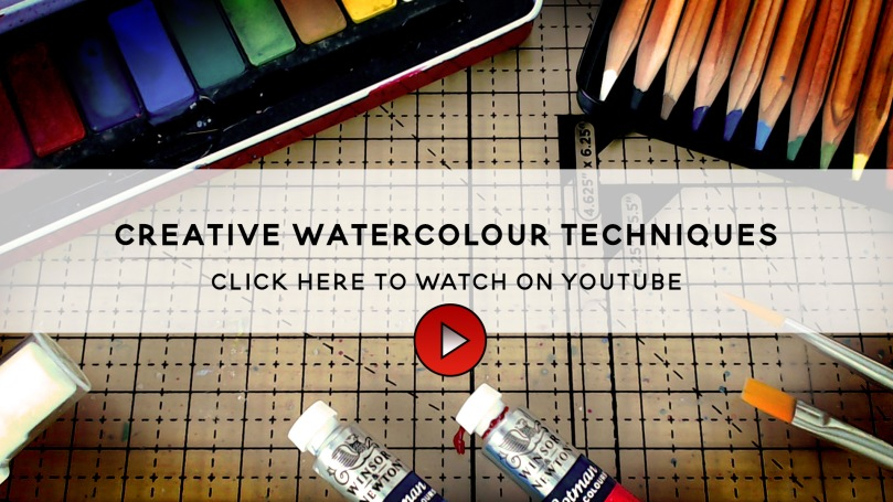 15 Creative Watercolour Techniques
