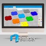 Creating A Flower Button With Stitch Channels In Microsoft 3D Builder Blog