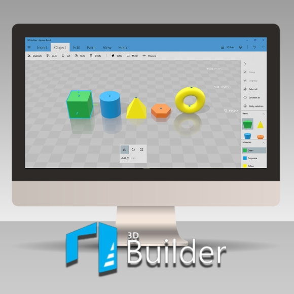 Designing Basic Beads For 3D Printing In Microsoft 3D Builder Blog Featured Image