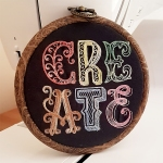 Create Machine Embroidery