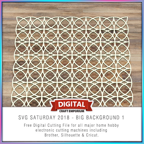 Free SVG Cutting File From Digital Craft Emporium 1