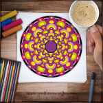 Mandala Monday 48 Free Download To Colour In
