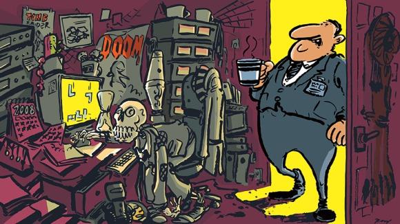Rory Walker Illustrator