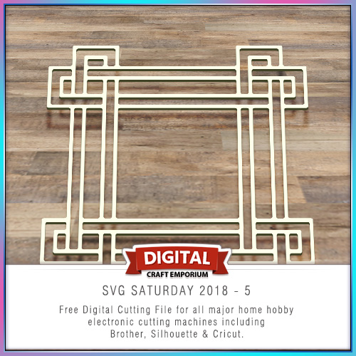 Free SVG Cutting File From Digital Craft Emporium 5