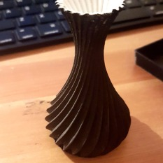 Hand Decorated 3D Printed Vases (1)