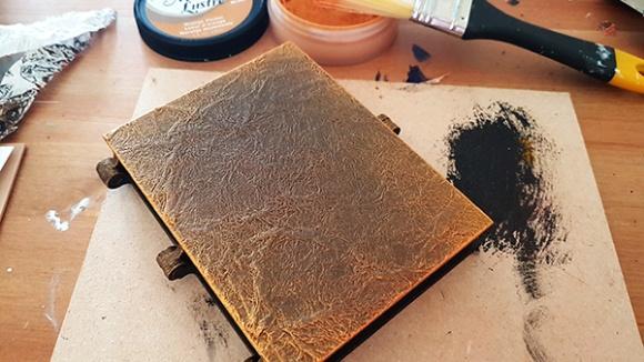 Hinged Photo Frame MDF Kit (10)