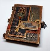 Hinged Photo Frame MDF Kit (39)