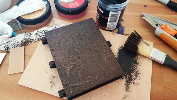Hinged Photo Frame MDF Kit (9)