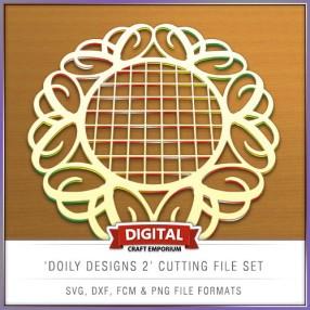 Doily Design 2 Preview Image