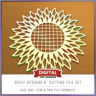 Doily Design 6 Preview Image