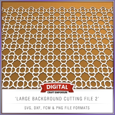 Large Background Cutting File 2 - Preview