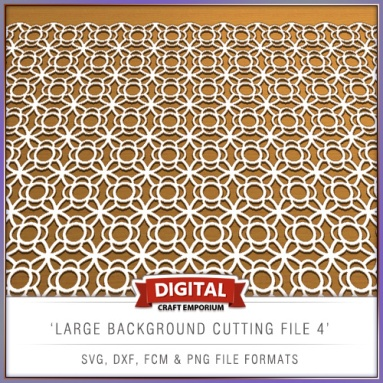 Large Background Cutting File 4 - Preview