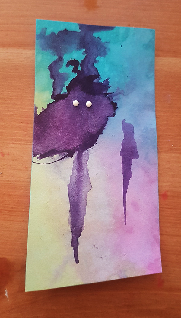 Meet The Funkettes Mixed Media Page by John Bloodworth Gentleman Crafter (7)