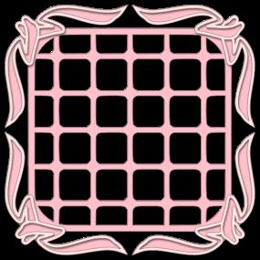 Mix And Match Art Nouveau Frame Combination (6)