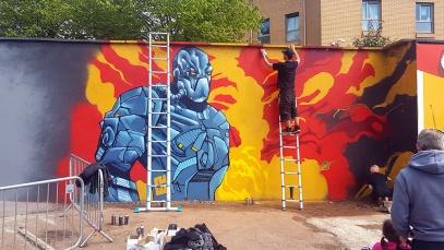 Gorgeous Grub And Gargantuan Graffiti (14)