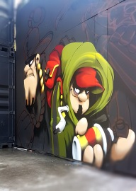 Gorgeous Grub And Gargantuan Graffiti (15)