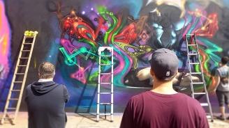 Gorgeous Grub And Gargantuan Graffiti (22)