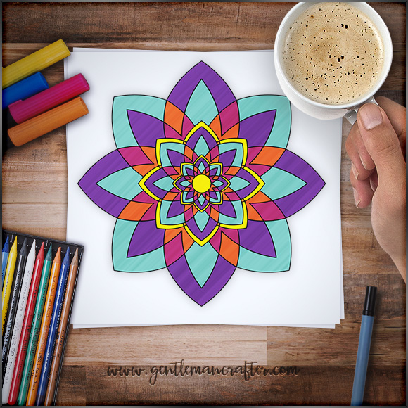 Mandala Monday 55 Free Download To Colour In (1)