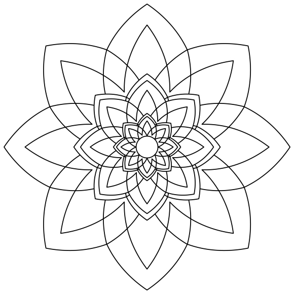 Mandala Monday 55 Free Download To Colour In (2)