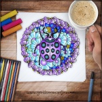 Mandala Monday 61 Free Download To Colour In