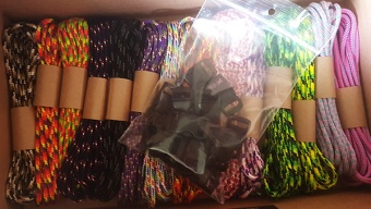 May Update - Paracord Bracelets (1)