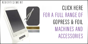 Click Here For A Full Range Of GoPress And Foil Machines And Accessories