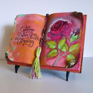 A Fairy Tale Book With Display Stand MDF Kit by John Bloodworth Gentleman Crafter (13)