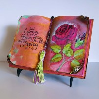A Fairy Tale Book With Display Stand MDF Kit by John Bloodworth Gentleman Crafter (16)