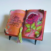 A Fairy Tale Book With Display Stand MDF Kit by John Bloodworth Gentleman Crafter (19)