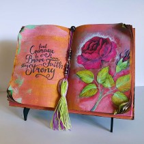 A Fairy Tale Book With Display Stand MDF Kit by John Bloodworth Gentleman Crafter (7)