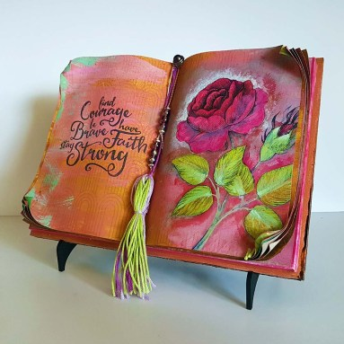 A Fairy Tale Book With Display Stand MDF Kit by John Bloodworth Gentleman Crafter (9)