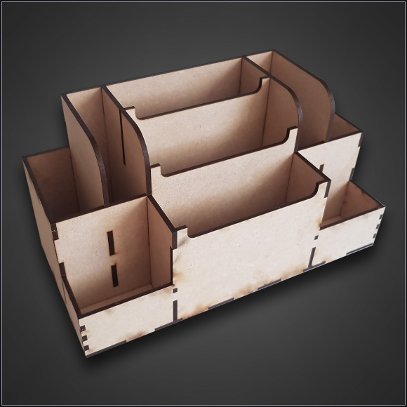 Desk Caddy MDF Kit 1