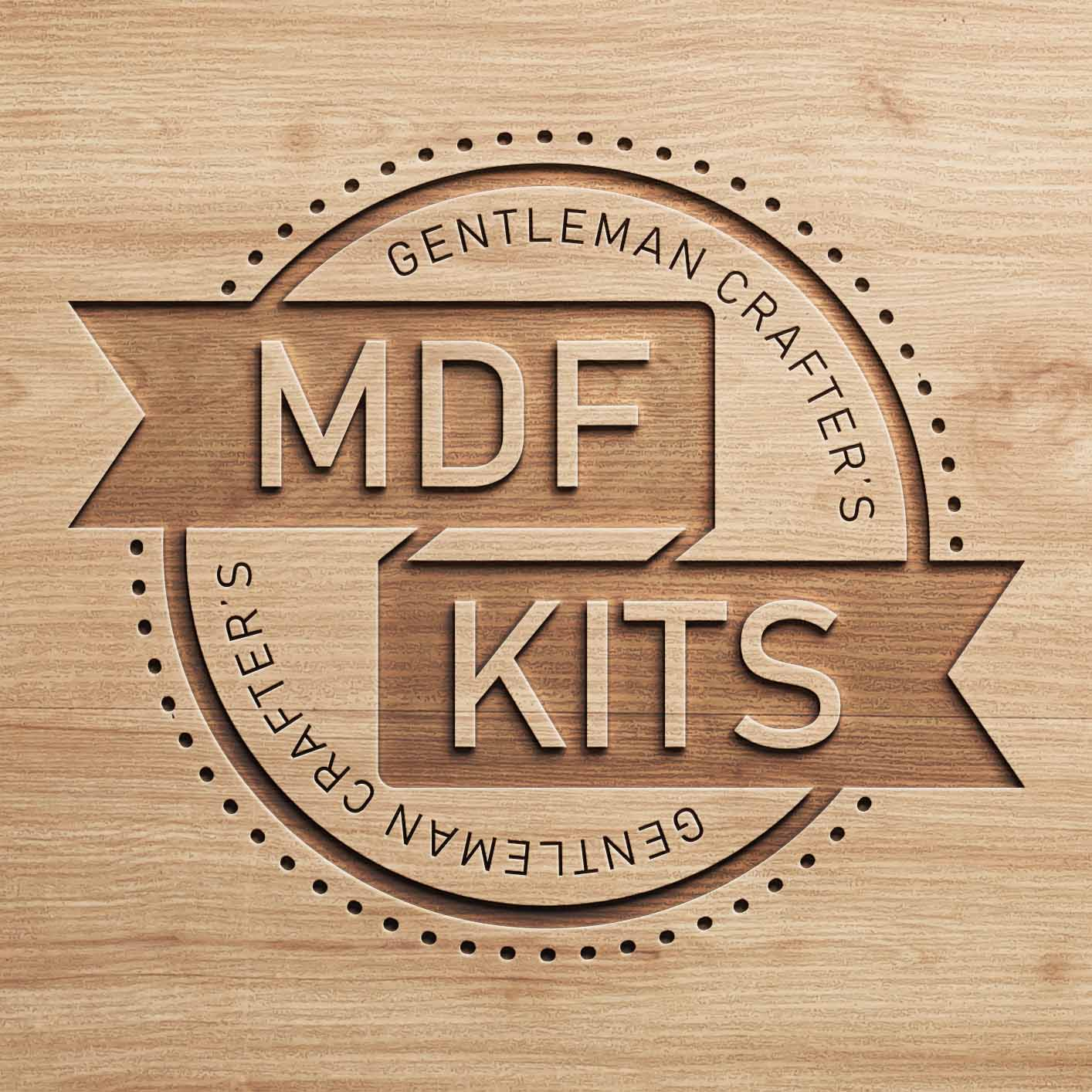 Gentleman Crafter MDF Kits