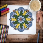 Mandala Monday 62 (1) Free Download To Print And Colour In
